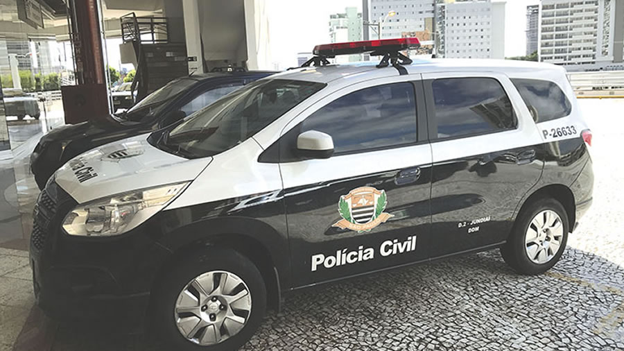viatura Policia Civil